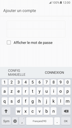 Samsung G930 Galaxy S7 - E-mail - Configuration manuelle (outlook) - Étape 7