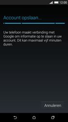 HTC Desire 620 - Applicaties - Account aanmaken - Stap 18
