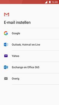 Nokia 6 - E-mail - Account instellen (IMAP zonder SMTP-verificatie) - Stap 7