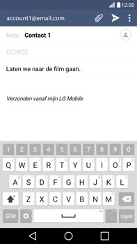 LG V10 - E-mail - E-mail versturen - Stap 9