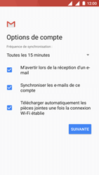 Nokia 3 - E-mail - 032c. Email wizard - Outlook - Étape 10