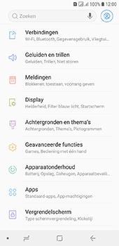 Samsung Galaxy J6 - MMS - handmatig instellen - Stap 4