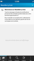 BlackBerry Z30 - E-mail - Envoi d