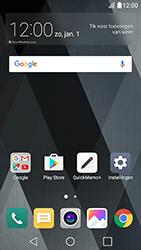 LG K10 2017 - Netwerk - Software updates installeren - Stap 3