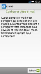 Alcatel OT-7041X Pop C7 - E-mail - Configuration manuelle - Étape 6