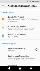 Sony Xperia XA2 - Sécuriser votre mobile - Activer le code de verrouillage - Étape 12