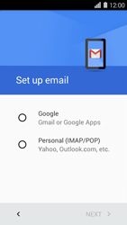 Huawei Ascend Y550 - E-mail - Manual configuration (gmail) - Step 7