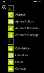 Nokia Lumia 530 - Contact, Appels, SMS/MMS - Ajouter un contact - Étape 3