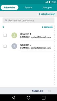 LG G4 - E-mails - Envoyer un e-mail - Étape 6