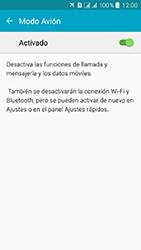 Samsung Galaxy J3 (2016) DualSim (J320) - Funciones básicas - Activar o desactivar el modo avión - Paso 6