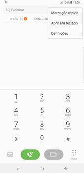 Samsung Galaxy Note 8 - Chamadas - Como bloquear chamadas de um número -  5