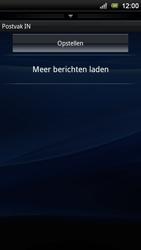 Sony Ericsson MT11i Xperia Neo V - MMS - probleem met ontvangen - Stap 11