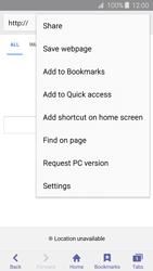 Samsung J320 Galaxy J3 (2016) - Internet - Internet browsing - Step 6