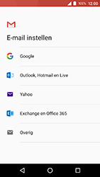 Crosscall Action X3 - E-mail - e-mail instellen (gmail) - Stap 7
