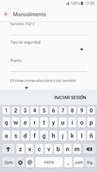 Samsung Galaxy J5 (2016) - E-mail - Configurar correo electrónico - Paso 11