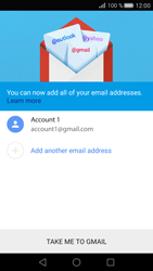 Huawei P8 - Email - 032a. Email wizard - Gmail - Step 15