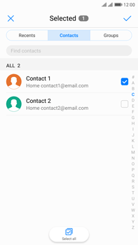 Huawei Mate 9 Pro - Email - Sending an email message - Step 6