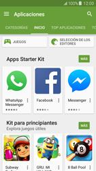 Samsung Galaxy J5 - Aplicaciones - Descargar aplicaciones - Paso 5