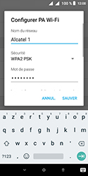 Alcatel 1 - Internet et connexion - Partager votre connexion en Wi-Fi - Étape 8