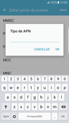 Samsung Galaxy S7 Edge - Internet (APN) - Como configurar a internet do seu aparelho (APN Nextel) - Etapa 13
