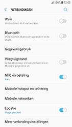Samsung Xcover 4 - Bellen - in het buitenland - Stap 5