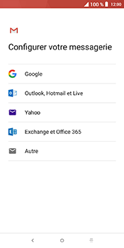 Alcatel 3L - E-mails - Ajouter ou modifier votre compte Gmail - Étape 7