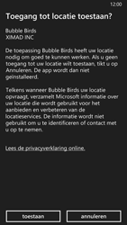 Nokia Lumia 930 4G (Type RM-1045) - Applicaties - Account aanmaken - Stap 9
