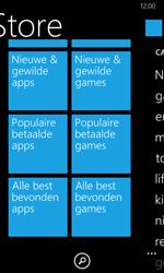 Nokia Lumia 630 - Applicaties - Download apps - Stap 9