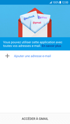 Samsung G920F Galaxy S6 - Android Nougat - E-mail - Configuration manuelle (gmail) - Étape 6