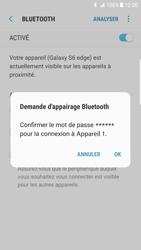 Samsung Galaxy S6 Edge - Android Nougat - WiFi et Bluetooth - Jumeler votre téléphone avec un accessoire bluetooth - Étape 8