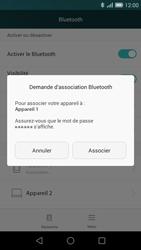 Huawei Ascend G7 - Bluetooth - connexion Bluetooth - Étape 9