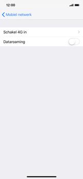 Apple iPhone X - iOS 12 - MMS - probleem met ontvangen - Stap 7