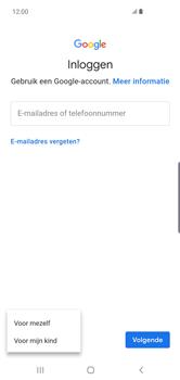 Samsung galaxy-s10-plus-dual-sim-sm-g975f - Applicaties - Account aanmaken - Stap 6