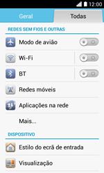 NOS LUNO - Internet no telemóvel - Como configurar ligação à internet -  7