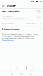Huawei P8 Lite 2017 (Model PRA-LX1) - Bluetooth - Aanzetten - Stap 3