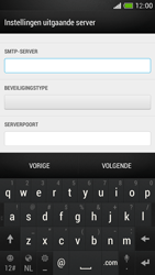 HTC One Mini - E-mail - Account instellen (IMAP zonder SMTP-verificatie) - Stap 15