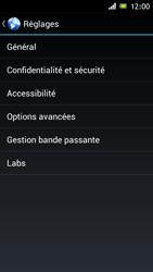 Sony ST26i Xperia J - Internet - configuration manuelle - Étape 22