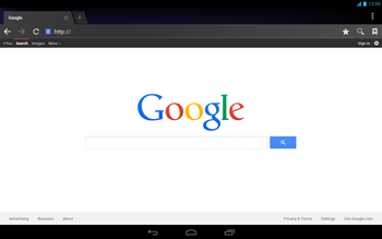 Acer Iconia Tab A3 - Internet - Internet browsing - Step 12
