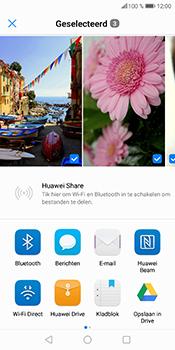 Huawei P Smart (Model FIG-LX1) - Contacten en data - Foto