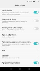 Huawei P9 - Internet - Activar o desactivar la conexión de datos - Paso 6