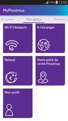 Samsung G901F Galaxy S5 4G+ - Applications - MyProximus - Étape 23
