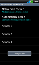 LG P970 Optimus Black - Buitenland - Bellen, sms en internet - Stap 11