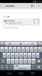 KPN Smart 300 - E-mail - Hoe te versturen - Stap 6