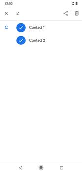 Xiaomi mi-a2-lite-dual-sim-m1805d1sg - Contacten en data - Contacten overzetten via Bluetooth - Stap 7