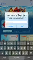 Apple iPhone 6 iOS 10 - Aplicaciones - Descargar aplicaciones - Paso 16