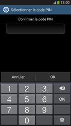 Samsung Galaxy S4 Mini - Sécuriser votre mobile - Activer le code de verrouillage - Étape 11