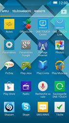Alcatel Pop C7 - Applications - Télécharger des applications - Étape 3