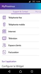 Sony Xperia M5 - Applications - MyProximus - Étape 22