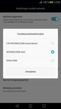 Huawei Mate S - 4G instellen  - Toestel instellen voor 4G - Stap 6
