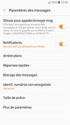 Samsung Galaxy A5 (2017) - SMS - configuration manuelle - Étape 6